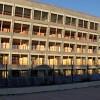 Sistema di pitturazione Acrilsilossanico Acrysil Riempitivo (Colorificio San Marco) per esterni e smaltatura ringhiere e inferriate presso complesso residenziale in via Dei Mille in località Pinerolo (TO).