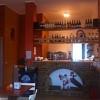 Finitura decorativa iridescente Cadoro (Colorificio San Marco) presso Bar Da Ceppo sito in Stradale Fenestrelle Pinerolo.