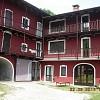 Sistema di pitturazione acrilsilossanico Acrysil riempitivo (Colorificio San Marco) per esterni presso abitazione privata in località Prarostino (TO).