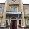 Restauro facciata Centro Culturale Valdese sito in Torre Pellice TO con prodotti del Colorificio San Marco s.p.a.