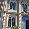 Restauro facciata Casa Valdese sita in Torre Pellice TO con prodotti del Colorificio San Marco s.p.a.