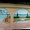 Decorazioni artistiche e disegni  di pregio presso abitazioni private.